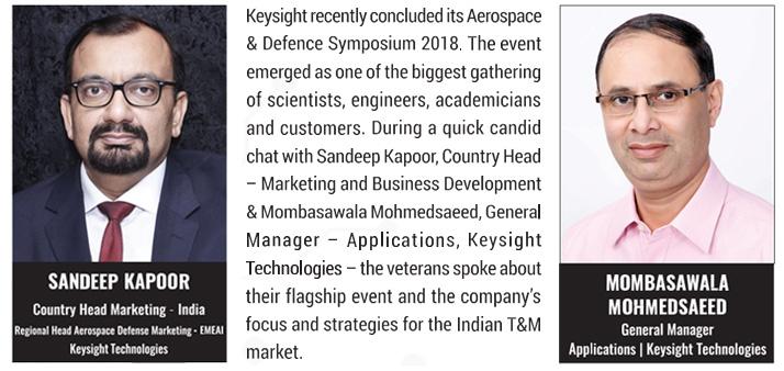 Indian T&M market