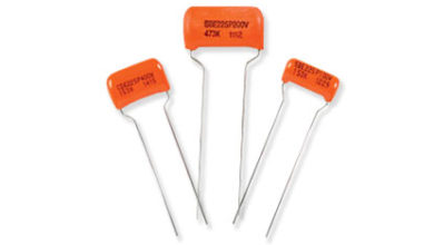 New Yorker Electronics Capacitors