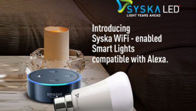 SYSKA LED Introduces