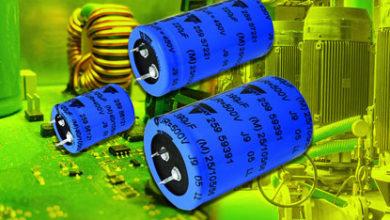 Vishay Intertechnology Capacitors