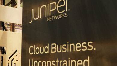 Juniper Networks cloud business