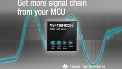 Texas Instruments mcu