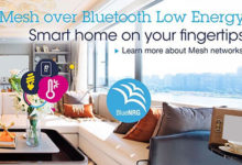 mesh bluetooth low energy