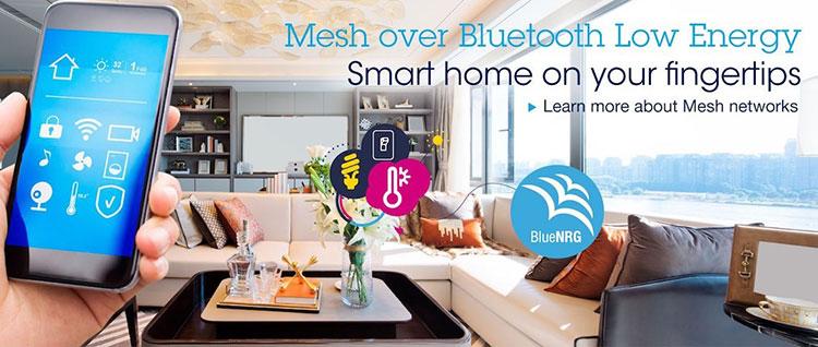 mesh bluetooth low energy