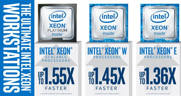 New Intel Xeon