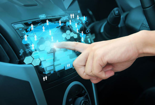 smart connected cars