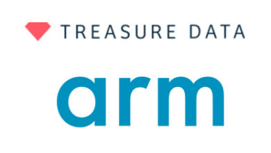 Arm and Treasure Data
