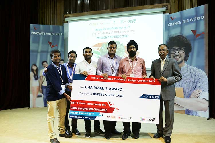India Innovation Challenge Design Contest