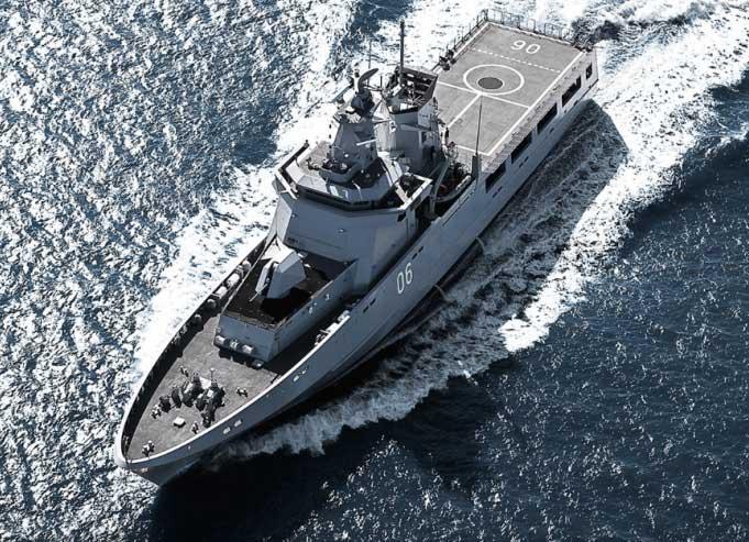 Indian Govt Navy