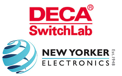 DECA SwitchLab and New Yorker Electronics