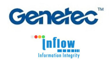 Genetec and Inflow Technologies