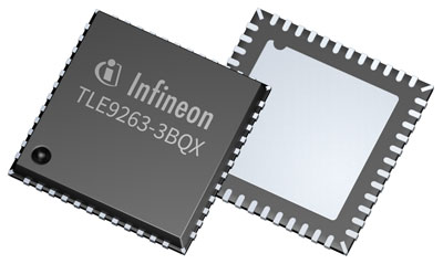 Infineon TLE9563
