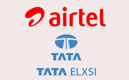 airtel and tata