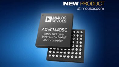 Analog Devices ADuCM4050 Microcontroller