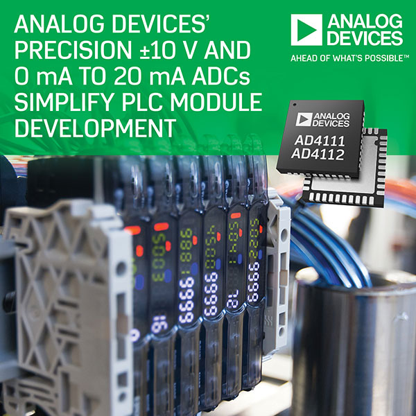 Analog Devices A/D Converters