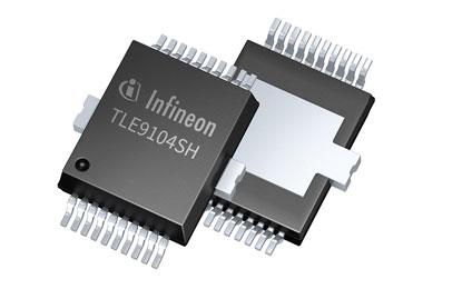 Infineon Smart Switches