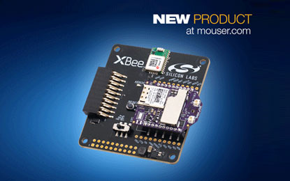 Mouser Stocks Silicon Labs