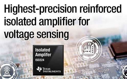 Texas Instruments Amplifiers