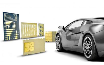 Automotive Radar Sensors and Congested Radio Spectrum