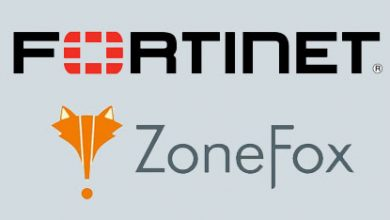 fortinet and zonefox