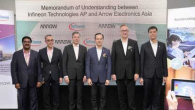 infineon sign MoU