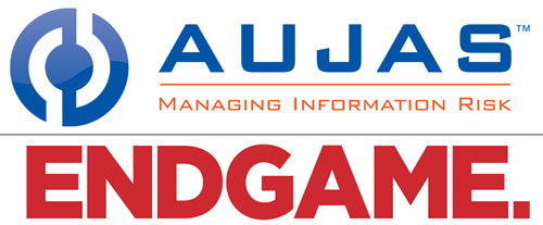 aujas and endgame logo