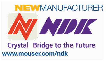 Global Distributor for NDK