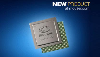 Microsemi PolarFire FPGAs