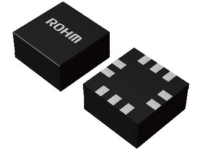 ROHM 3-Axis Geomagnetic Sensor BM1422AGMV