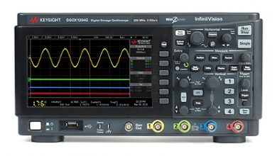 InfiniiVision 1000 X-Series Oscilloscopes