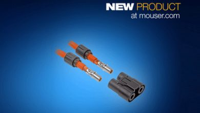 Mouser Electronics Coeur CST High-Current Interconnect System from Molex