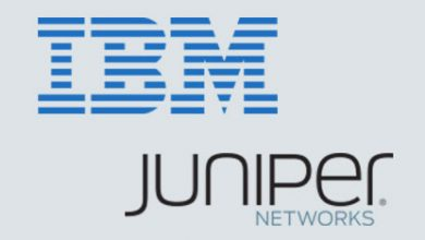 ibm and juniper