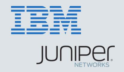 ibm and juniper