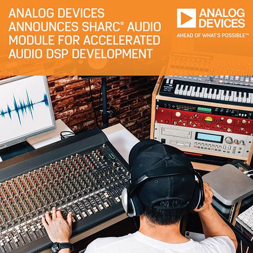 Analog Devices Audio Module Platform