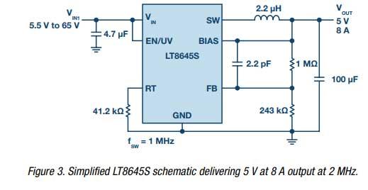 LT8645S