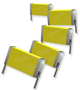 New Yorker Electronics Polyester Capacitors