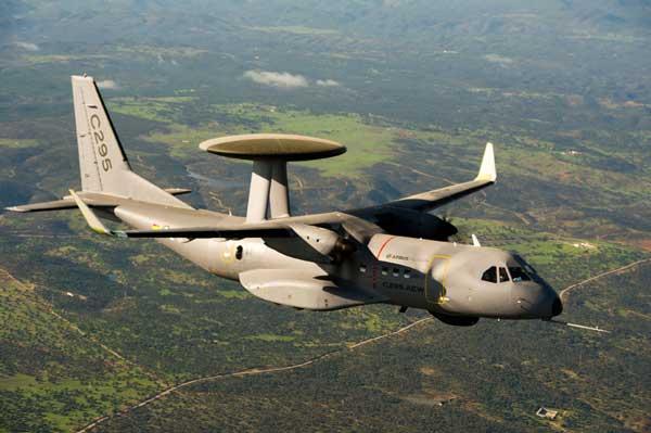 Phalcon airborne