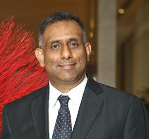 Girish Kamala from Infineon