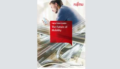 Fujitsu Sets Out Vision for the Future of Mobility with 'Fujitsu Future Insights' Report