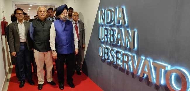india urban obervation