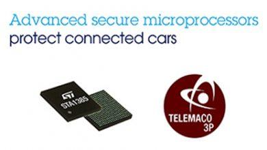 microprocessor sta1385