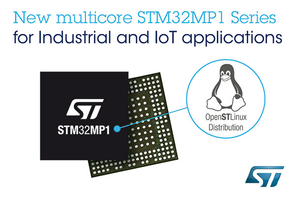 stm32mp1 series