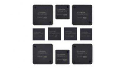 Toshiba Microcontrollers