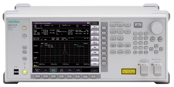 Anritsu Spectrum Analyzer MS9740B