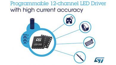 STMicroelectronics LED1202