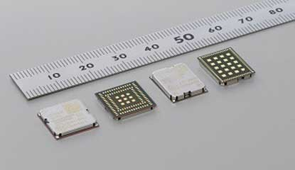 Murata Develops Smallest LPWA Modules