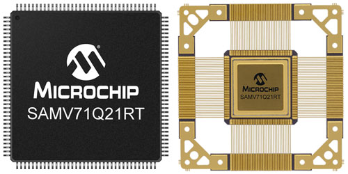 Space Industry's First Arm-Based MCUs Forged by Microchip