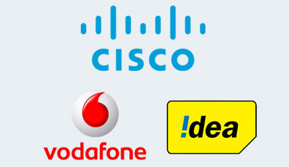 Vodafone Idea, Cisco to Build a Distributed Multicloud Network in India