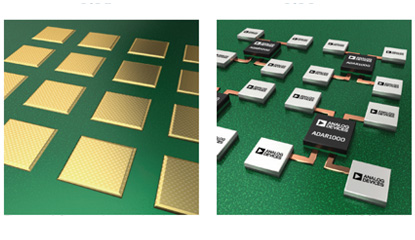 Phased Array Beamforming IC s Simplify Antenna Design