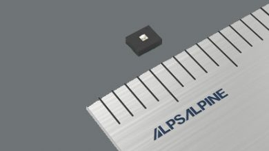 Alps Alpine Develops Force Sensor